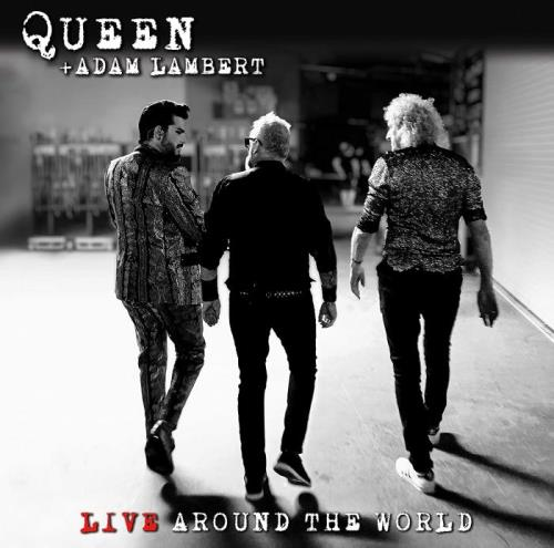 Queen + Adam Lambert — Live Around The World (2020) FLAC