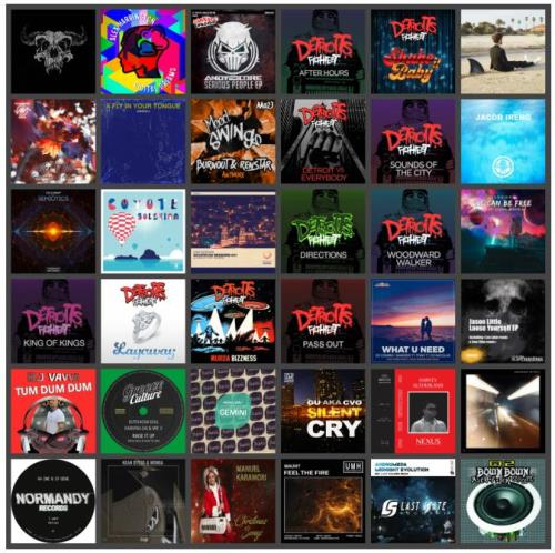 Electronic, Rap, Indie, R&B & Dance Music Collection Pack (2020-11-12)