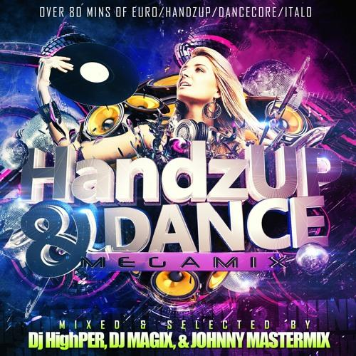 HANDZUP & DANCE MEGAMIX 2020 (2020)