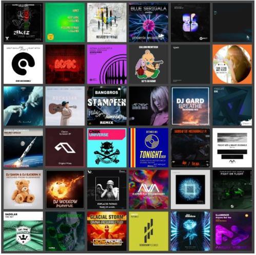 Beatport Music Releases Pack 2395 (2020)