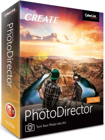 CyberLink PhotoDirector Ultra 12.0.2228.0 + Rus
