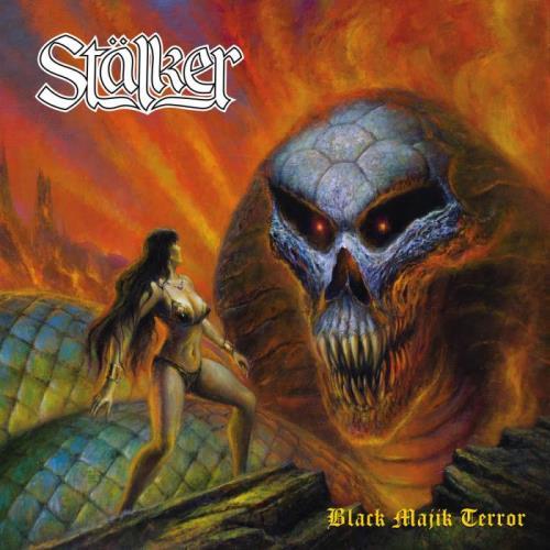 Stalker — Black Majik Terror (2020) FLAC