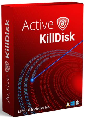 Active KillDisk Ultimate 13.0.11 + WinPE