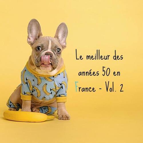 Le Meilleur Des Annees 50 En France — Vol 2 (2020)