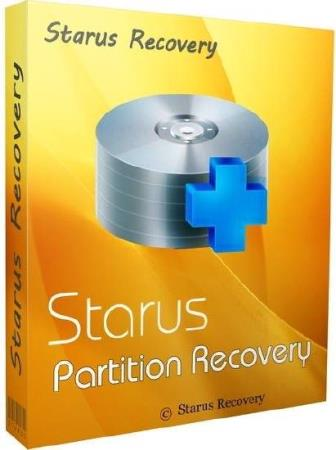 Starus Partition Recovery 3.9 Unlimited / Commercial / Office / Home