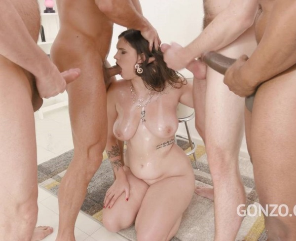 Taylee Wood assfucked with double penetration, piss clean-up SZ2565 1080p