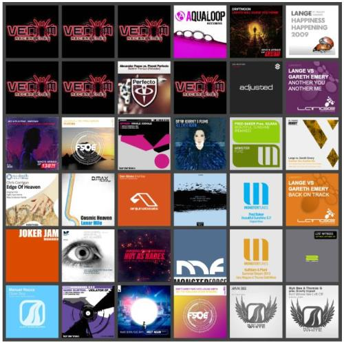 Flac Music Collection Pack 074 — Trance (2000-2020)