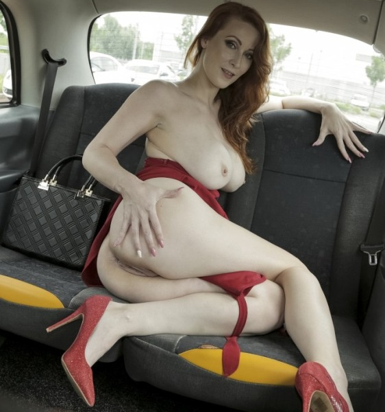 Isabella Lui - The Redhead in the Red Dress 1080p