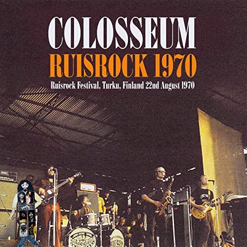 Colosseum — At Ruisrock, Turku, Finland (Live) (2020)