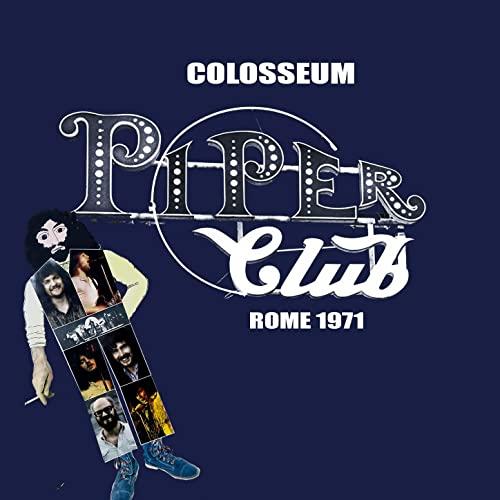Colosseum — At The Piper Club, Rome (Live) (2020)
