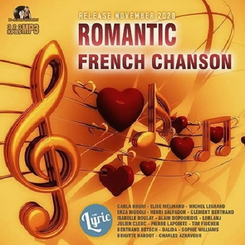 Romantic French Chanson (2020)