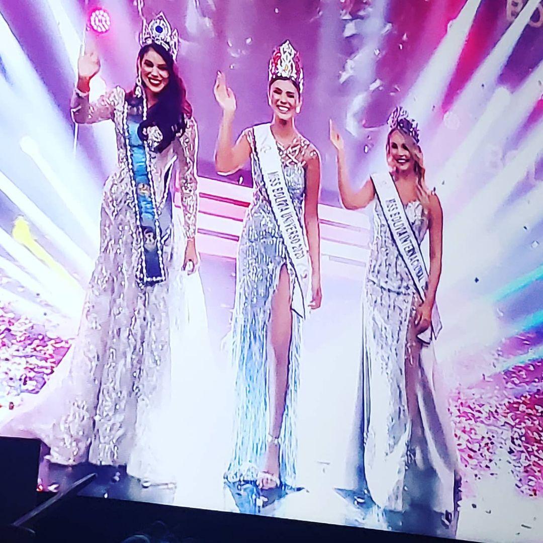 miss la paz vence miss bolivia 2020. Keue5nl4