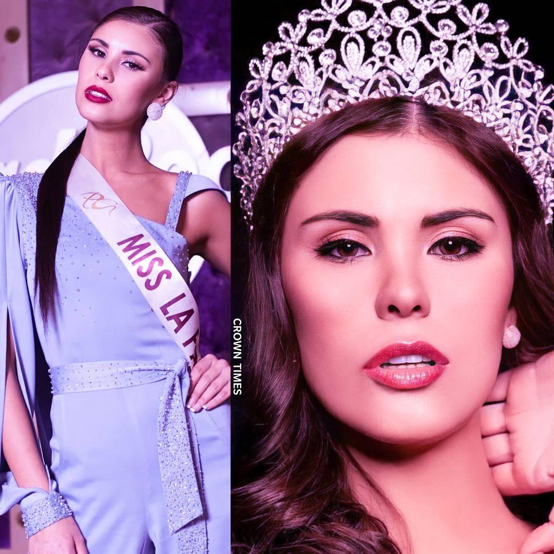 miss la paz vence miss bolivia 2020. M3bzhc3b
