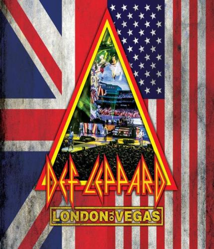 Def Leppard — London To Vegas [4CD] (2020) FLAC