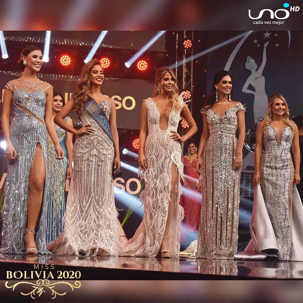 miss la paz vence miss bolivia 2020. R2mdedvq