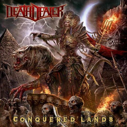 Death Dealer — Conquered Lands (2020) FLAC