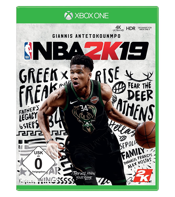 NBA 2K19  --  Neuware
