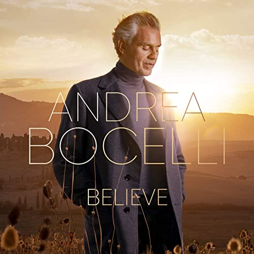 Andrea Bocelli — Believe (Deluxe) (2020)