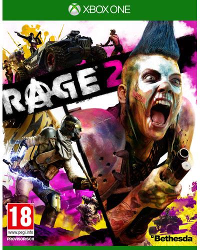 Rage 2  --  Neuware