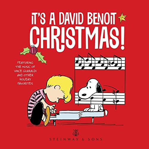 David Benoit — It's A David Benoit Christmas! (2020)
