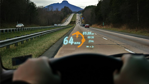 Navier HUD Navigation 3.4.10 [Android]