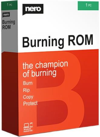 Nero Burning ROM & Nero Express 2021 23.0.1.14 Lite RePack by MKN