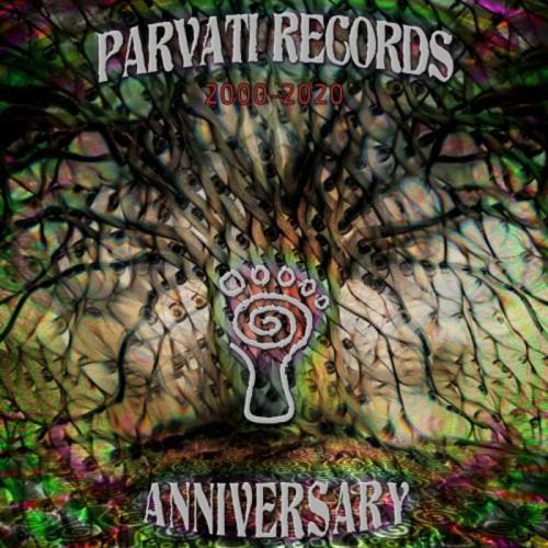 Parvati Records 20th Anniversary (2000-2020) (2020)