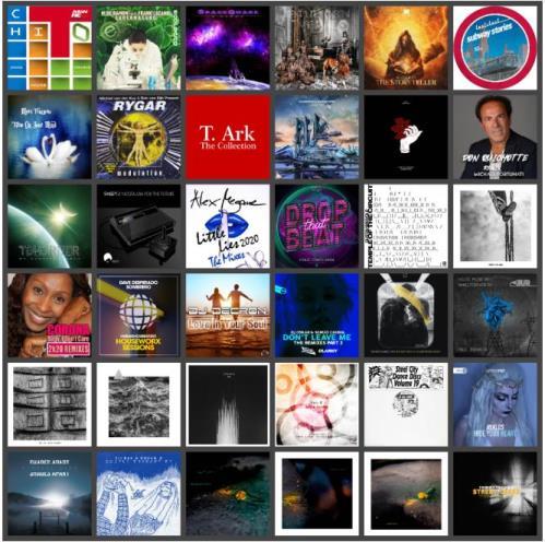 Beatport Music Releases Pack 2400 (2020)