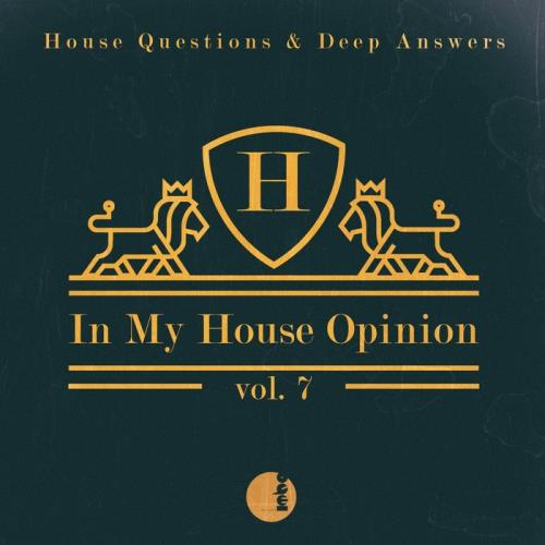 In My House Opinion, Vol. 7 (House Questions & Deep Answers) (2020)