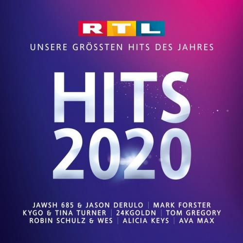 Nitron Media (Sony Music) — RTL HITS 2020 [3CD] (2020) FLAC