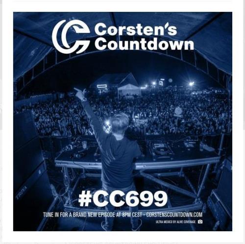 Ferry Corsten — Corsten's Countdown 699 (2020-11-18)