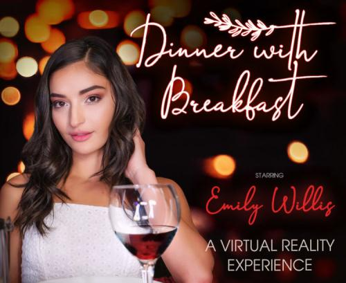 Emily Willis - Dinner With Breakfast (UltraHD/2K)