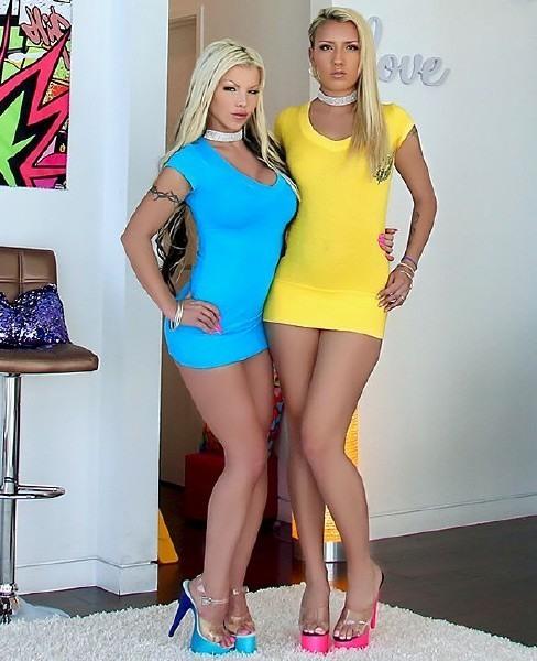 Barbie Sins, Sophia Grace - No Holes Barred With Barbie And Sophia 1080p