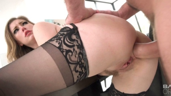 Ella Nova - Ella Nova Is An Anal Slave That Gets All Her Holes Stretched With A Dildo A 1080p