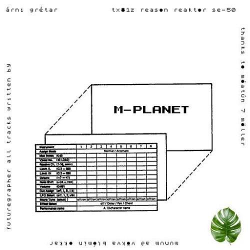 Futuregrapher — M-Planet (2020)