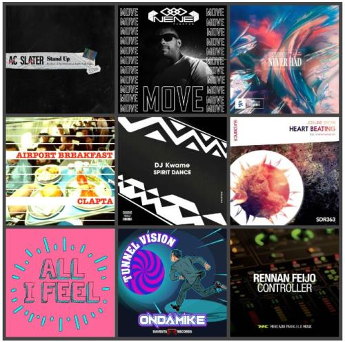 Electronic, Rap, Indie, R&B & Dance Music Collection Pack (2020-11-21)