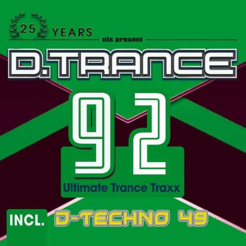 D.Trance 92 (Incl. Techno 49) (2020)