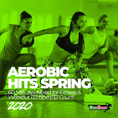 Aerobic Hits Spring 2020 (2020)