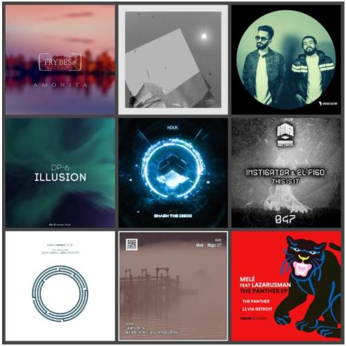 Beatport Music Releases Pack 406 (2020)