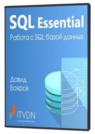SQL Essential - Работа с SQL базой данных (2019) PCRec