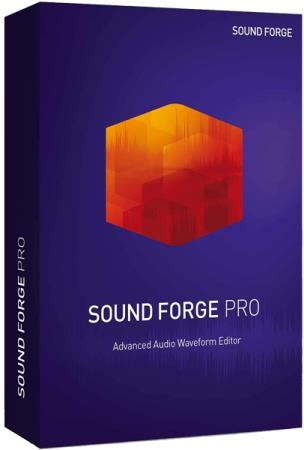 MAGIX SOUND FORGE Pro 14.0.0.130 RePack by KpoJIuK