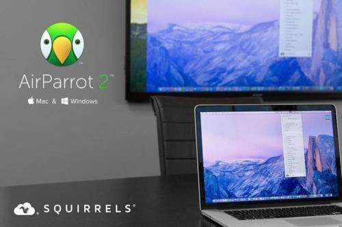 Squirrels AirParrot 3.1.2.127