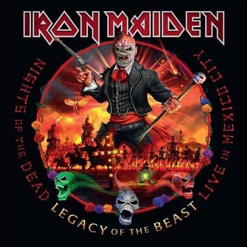 Iron Maiden — Nights of the Dead, Legacy of the Beast: Live in Mexico City (2020)