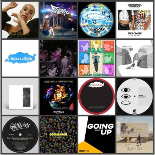 Electronic, Rap, Indie, R&B & Dance Music Collection Pack (2020-11-25)
