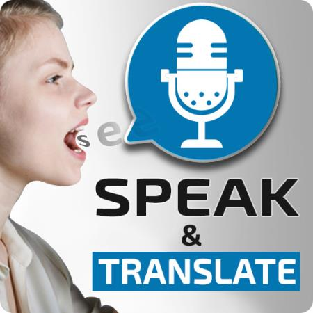 Speak and Translate - Voice Typing with Translator 5.2 [Android]