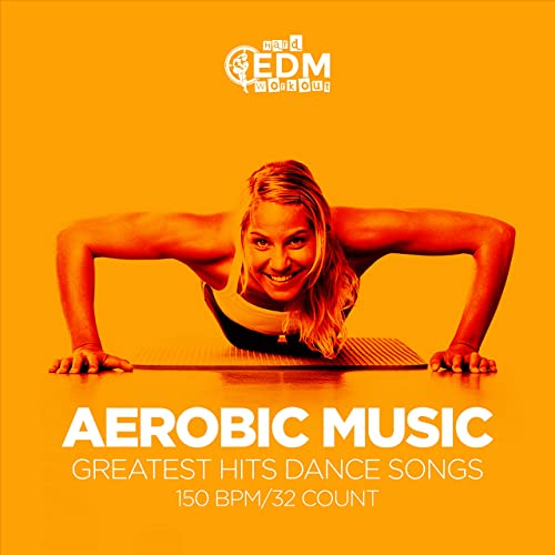 Hard EDM Workout — Aerobic Music Greatest Hits Dance Songs (2020)