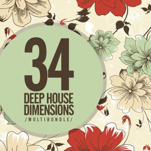 34 Deep House Dimensions Multibundle (2020)