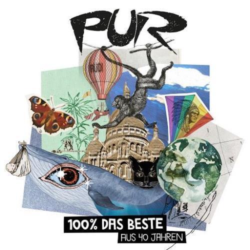 Pur — 100 Prozent Das Beste Aus 40 Jahren (Deluxe Version) (2020)