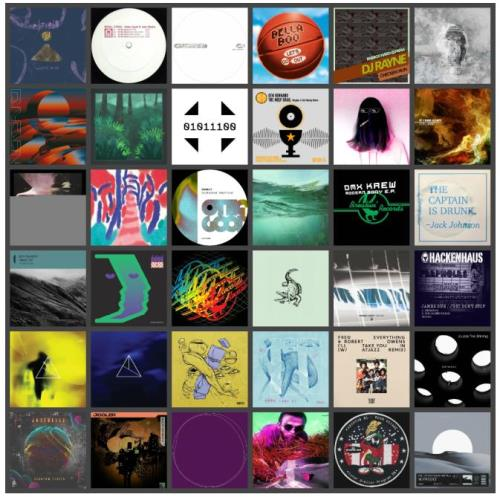 Electronic, Rap, Indie, R&B & Dance Music Collection Pack (2020-12-05)