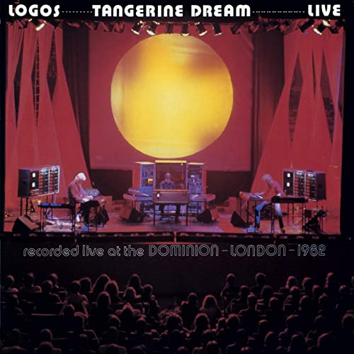 Tangerine Dream — Logos (Live Remastered 2020) (2020)